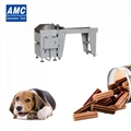 Pet dog chewing production line