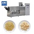 Frying pellets snacks machine