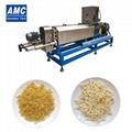 Frying pellet machine