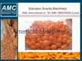 休闲小食品膨化机生产设备 8