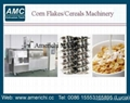 Crispy corn flakes machine
