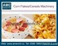 Crispy corn flakes machine