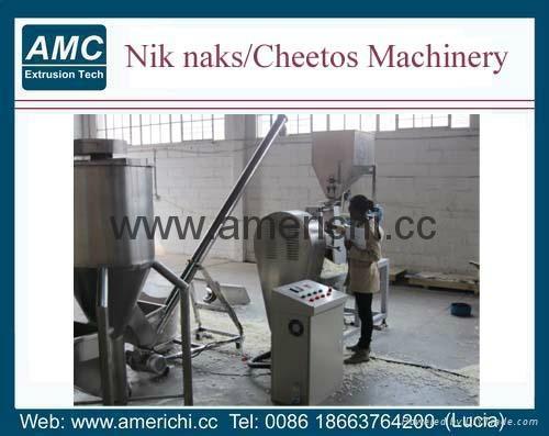 Nik naks machines