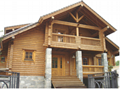 Prefab Wood / Steel-wood Dwelling