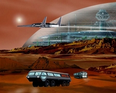"""""""Universe City"""" Built in the Barren Area (Hot Product - 1*)"""