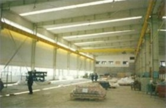 Prefab Steel Structure Warehouse/Workshop