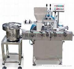 干燥剂自动入料压盖机