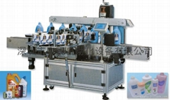 high speed double-sided labeling machine