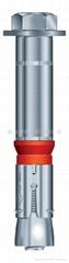 大型設備安裝抗震動機械錨栓