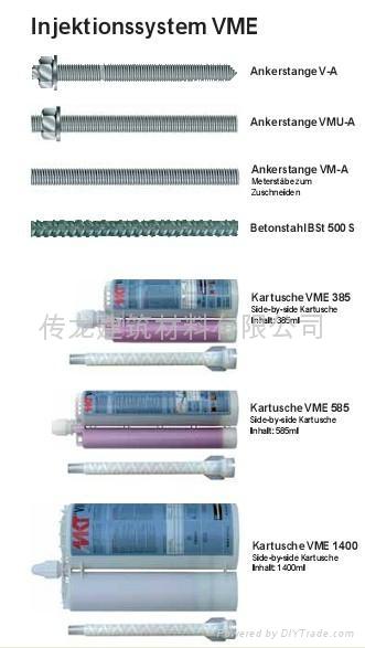 德國曼卡特原裝 進口植觔膠 VME 385、585 1