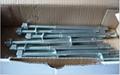現貨供應8.8級鍍鋅鋼材料品牌MKT曼卡特規格12x220 高強錨固螺栓型錨栓 2
