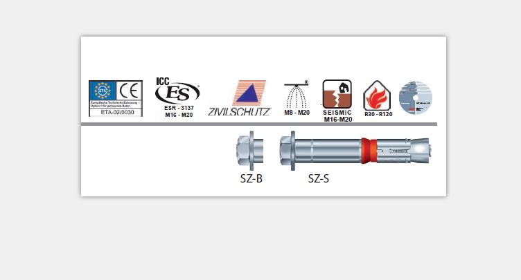現貨供8.8級規格M28x262 進口特大型設備地腳抗震動機械錨栓 3
