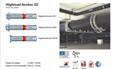 現貨供8.8級規格M28x262 進口特大型設備地腳抗震動機械錨栓 5