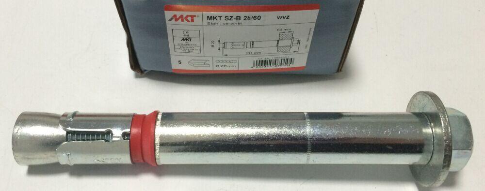 大型設備安裝抗震動機械錨栓 4