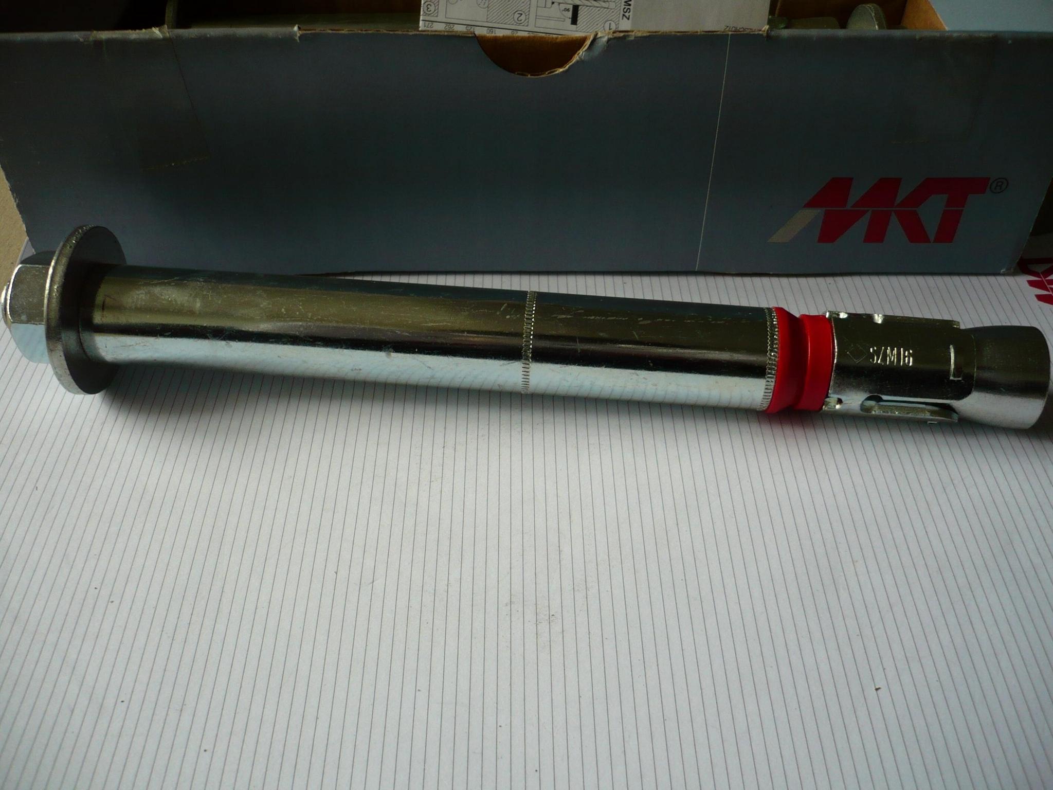 大型設備安裝抗震動機械錨栓 5
