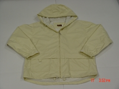 PVC防風防水夾克