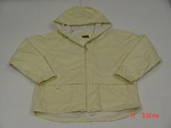 PVC防风防水夹克