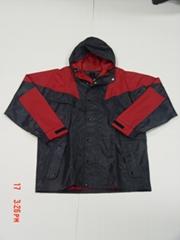 尼龍防風防水夾克