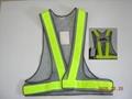 JALReflective vest