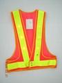 LEDReflective vest