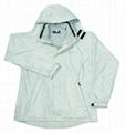 女式套装雨衣 3