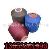 针织汗布用氨纶包覆纱