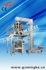 Automatic Puffed food packing machine