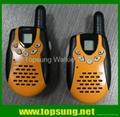 New PMR walkie talkie two way radio 3