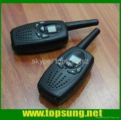 talkie-walkie, radio bi-directionnelle