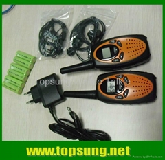 LPD+PMR walkie talkie max 8km