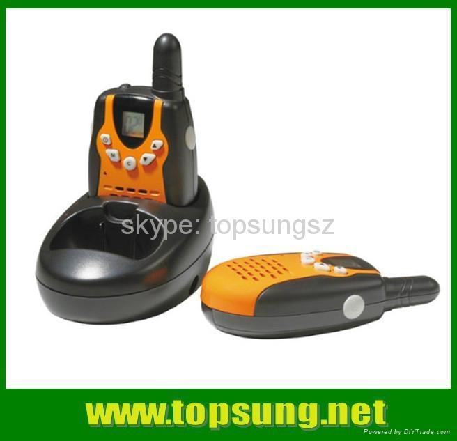 New PMR walkie talkie two way radio 1