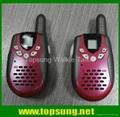 New PMR walkie talkie two way radio 2