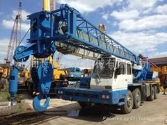 多田野50噸汽車吊 日本進口汽車吊