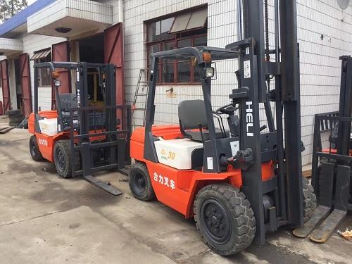供应合力3吨二手叉车 3
