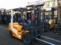 供应TCM3吨二手叉车