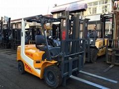 供應TCM3噸二手叉車
