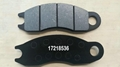 15265398 17218536 - BRAKE PAD KIT - SUIT