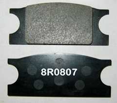 8R0807 3V5465 - BRAKE PAD KIT - SUIT CAT 528B 530B 3306 - LOYA TECH