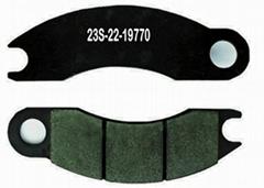 23S-22-19770 23S2219770- BRAKE PAD KIT - SUIT KOMATSU LW250 - LOYA  TECH