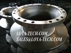 17232908  11034281 - BRAKE DISC - SUIT VOLVO A20 A25 A28 A30 - LOYA TECH
