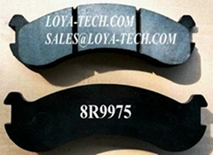 8R9975 - BRAKE PAD KIT - SUIT CAT - LOYA TECH