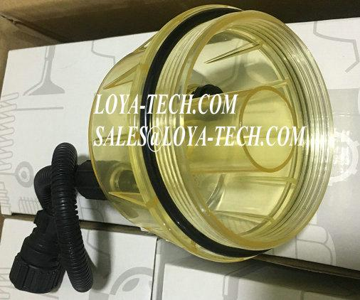 11110737 - FILTER BOWL - SUIT VOLVO A30D L120E EC360B EC460B - LOYA TECH
