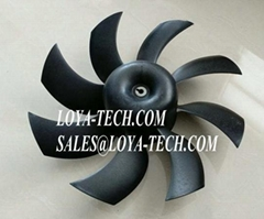11193183 11121500 - FAN - SUIT VOLVO A25D A30D A35D A40D - LOYA TECH (Hot Product - 1*)