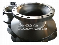 17232908  11034281 - VOLVO VCE A20 A25 A28 A30 BRAKE DISC - LOYA TECH