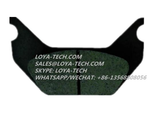 387514A1 76081061  12182091 - CASE BRAKE PAD KIT - LOYA TECH