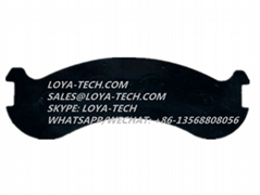 11992515 15266892 - VOLVO VCE A20 A25 A30 A35 A40 BRAKE PAD KIT - LOYA TECH