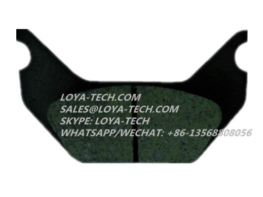 A3222F2450  1495631 AG681130 - CARLISLE BRAKE PAD KIT - LOYA TECH