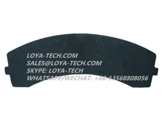 244-761  328-761 244-7842 - CARLISLE BRAKE PAD KIT - LOYA TECH