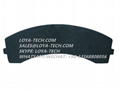 244-761  328-761 244-7842 - CARLISLE BRAKE PAD KIT - LOYA TECH