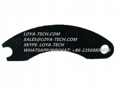 244-733  328-733  244-7836 - CARLISLE BRAKE PAD KIT - LOYA TECH